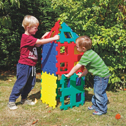 XL Giant Outdoor Polydron 36pk