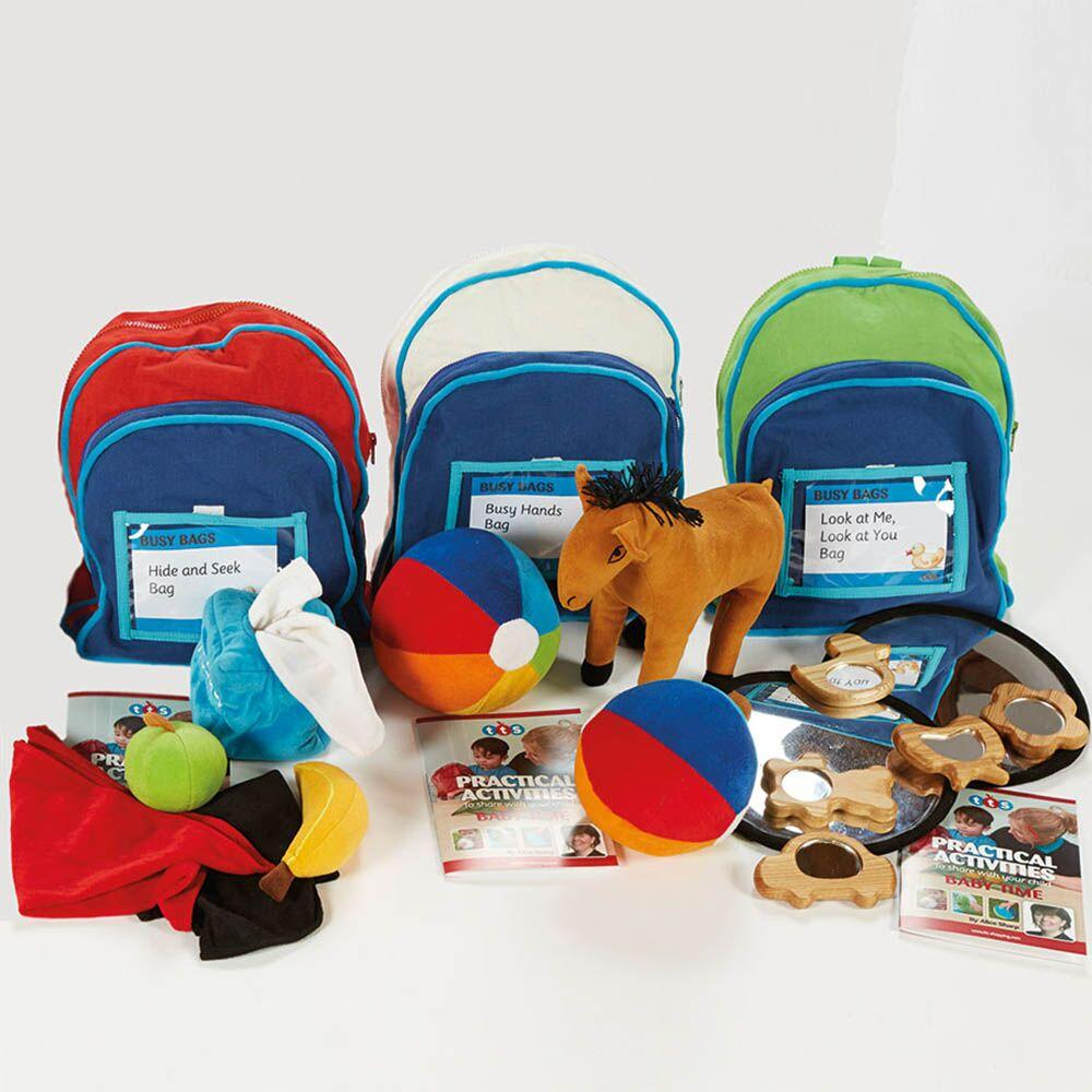 Alice Sharp Parents Take Home Bags Baby/Toddler