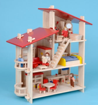 Multi Level Dolls House