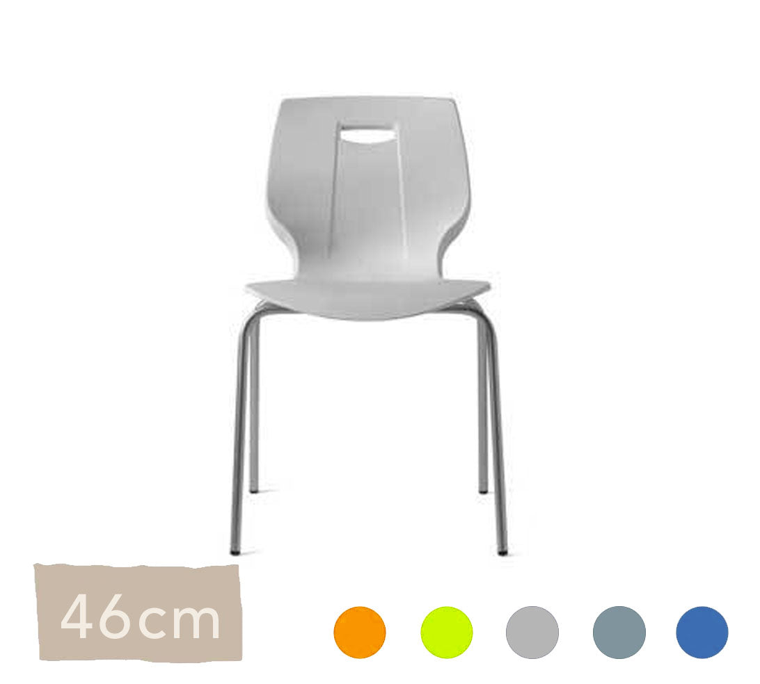 GEO Poly Chair - Size 6 - 46cm All colours