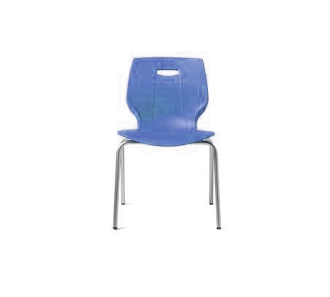 GEO Poly Chair - Size 4 - 38cm All colours