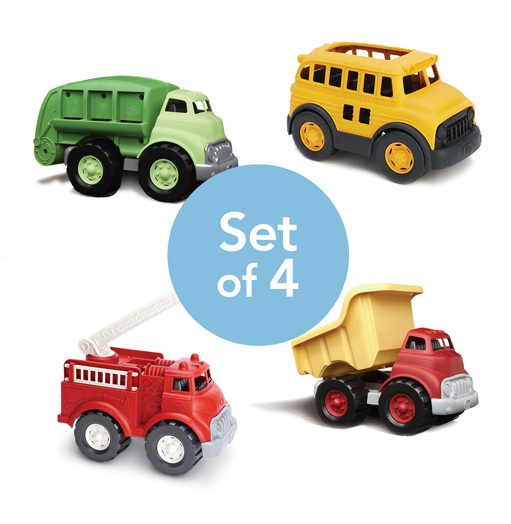 Special set of 4 vehicles