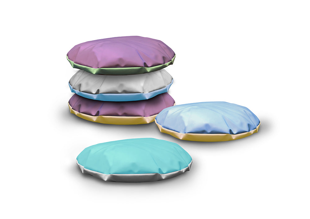 NEW Story Cushions in pastel colours