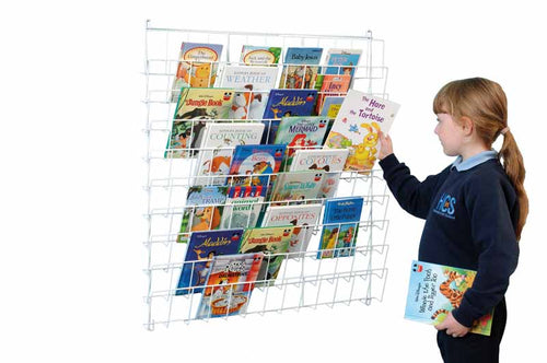 Square Book Rack
