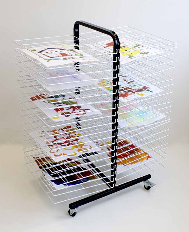 Mobile Drying Rack Large