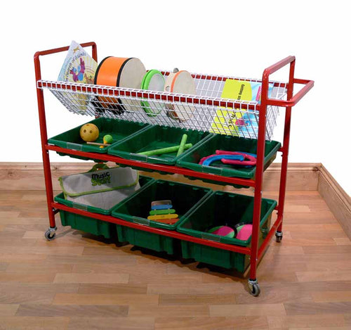 Classroom Storage Trolley - EASE