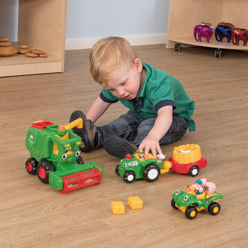 Wow Farm Vehicles Set
