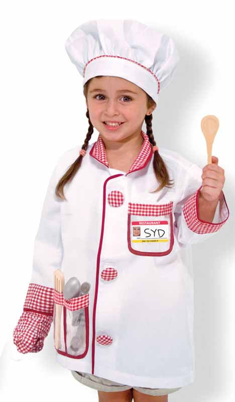 Chef Costume - EASE