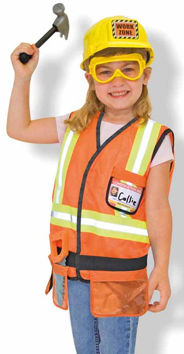 Construction Worker Costume - EASE