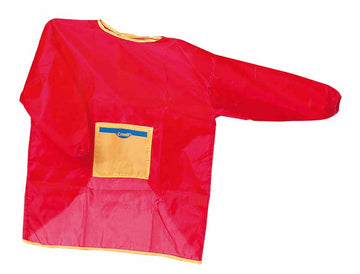 Set of 10 Medium Red Apron s - EASE