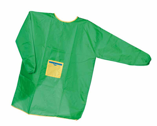 Set of 10 Adult Green Apron - EASE