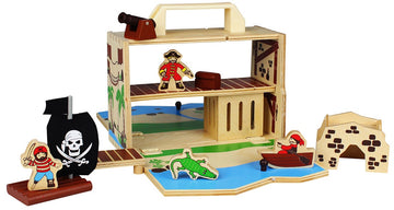 Boxset® Portable Kids Pirate Island