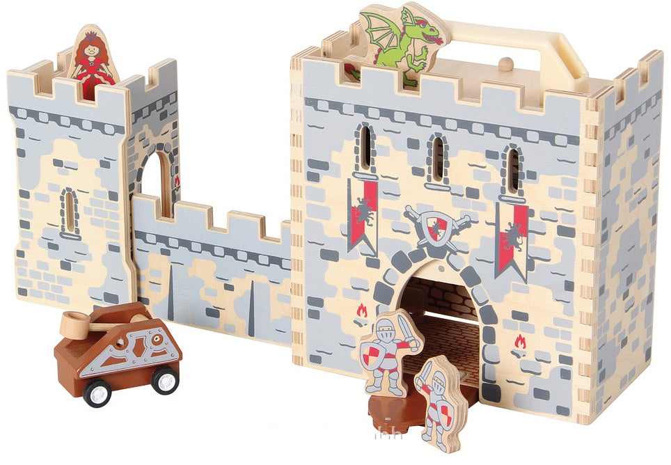 Boxset® Portable Kids Castle