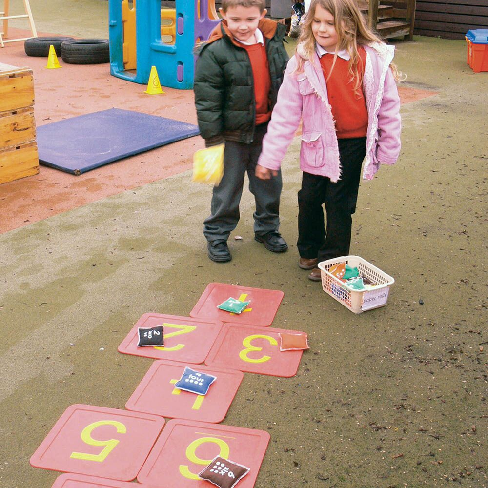 Maths Outdoor Grab and Go Foundation Kit