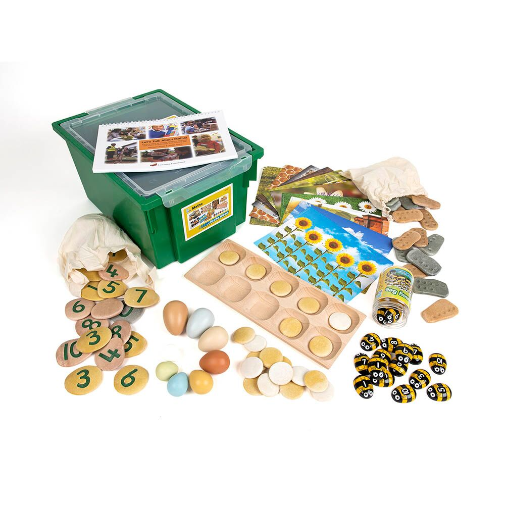Maths On the Move Kit