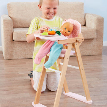 Role Play Doll's High Chair