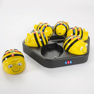 Bee Bot 6pk & Docking Station
