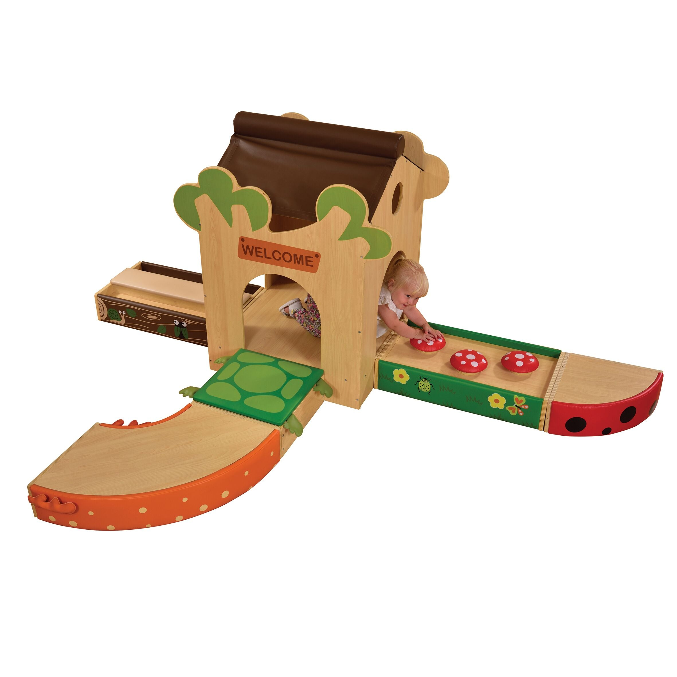 Toddler Playset - Travel Through NEW