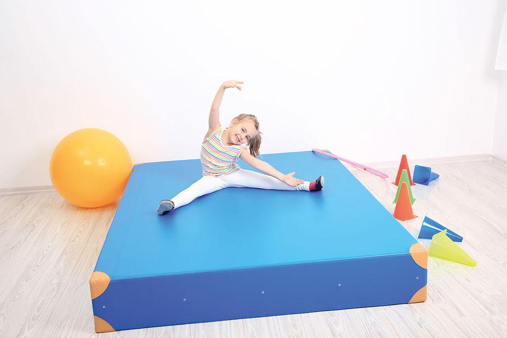 Thick Gym mattress Square 200 x 200cm