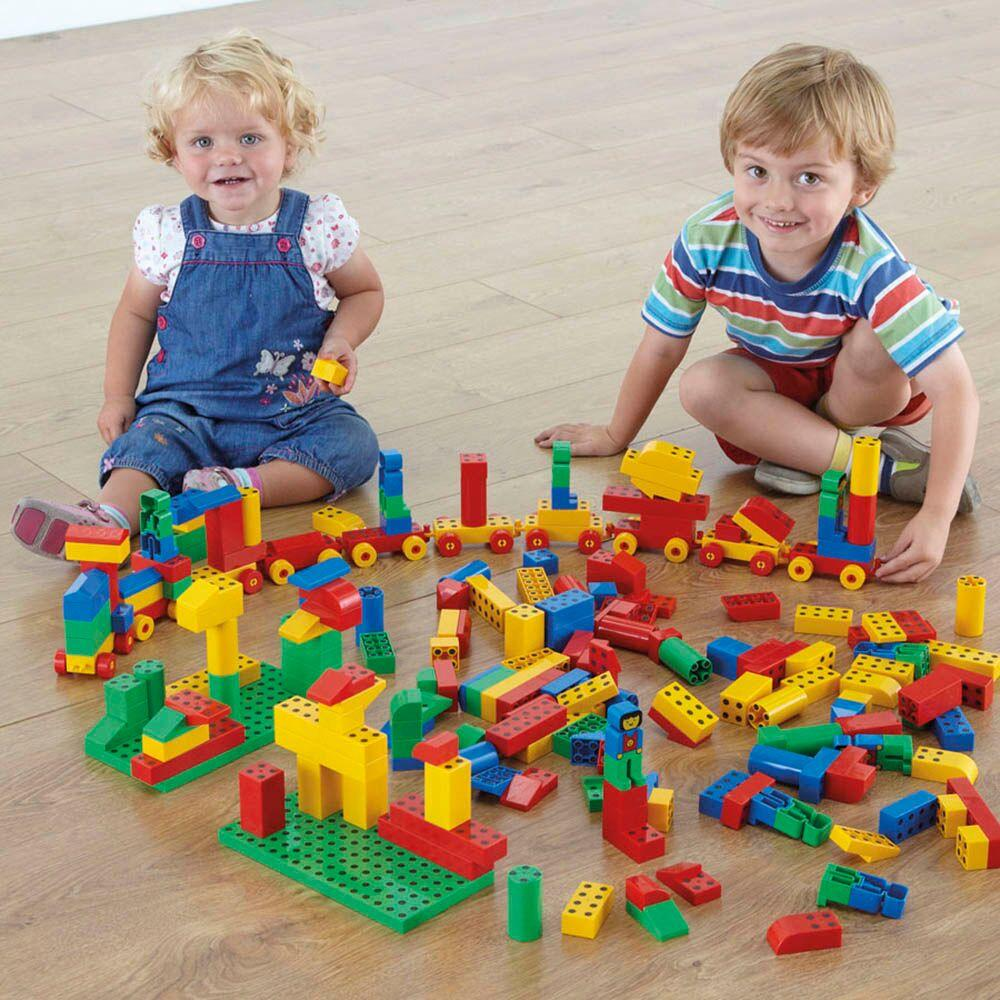 Magnetic Brick Construction 202pcs