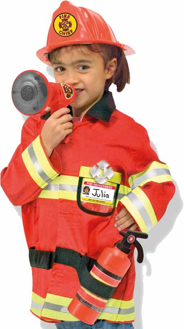 Fire Chief Costume - EASE