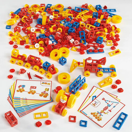 Mobilo Building and Construction Pieces 120pk