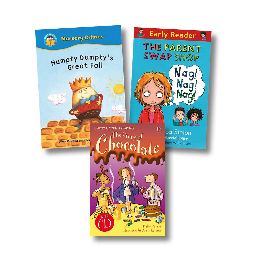 Guided Reading Book Packs Gold B