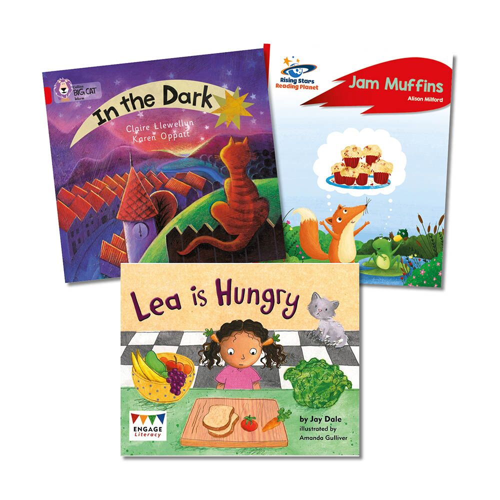 Guided Reading Pack Red