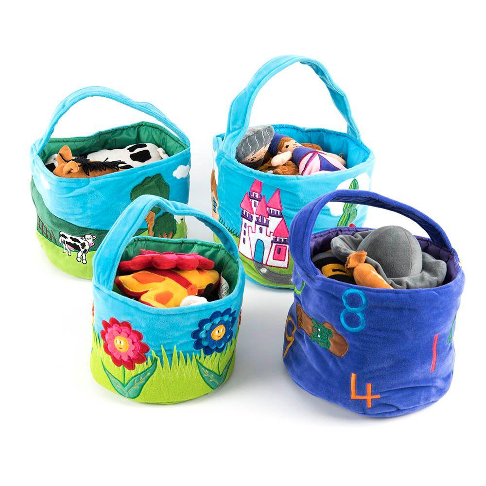 Time to Talk Role Play Baskets Special Offer 2
