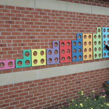 Giant Outdoor Number Frames Foam 10pk