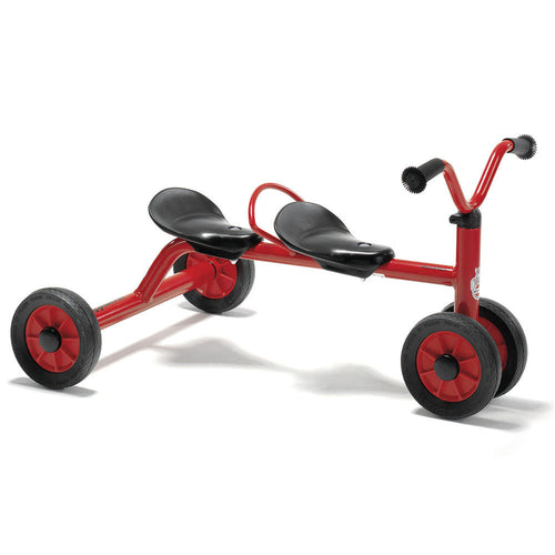 Winther Two Seater Trundle Bike