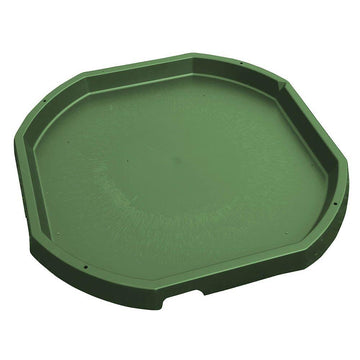Plastic Active World Tray Green