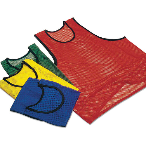 Mesh Bibs Set Yellow 10pk