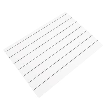 Double Sided A4 Whiteboards 30pk