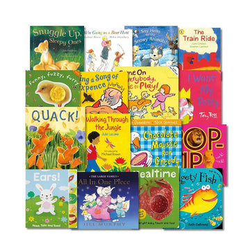 Toddler Book Packs