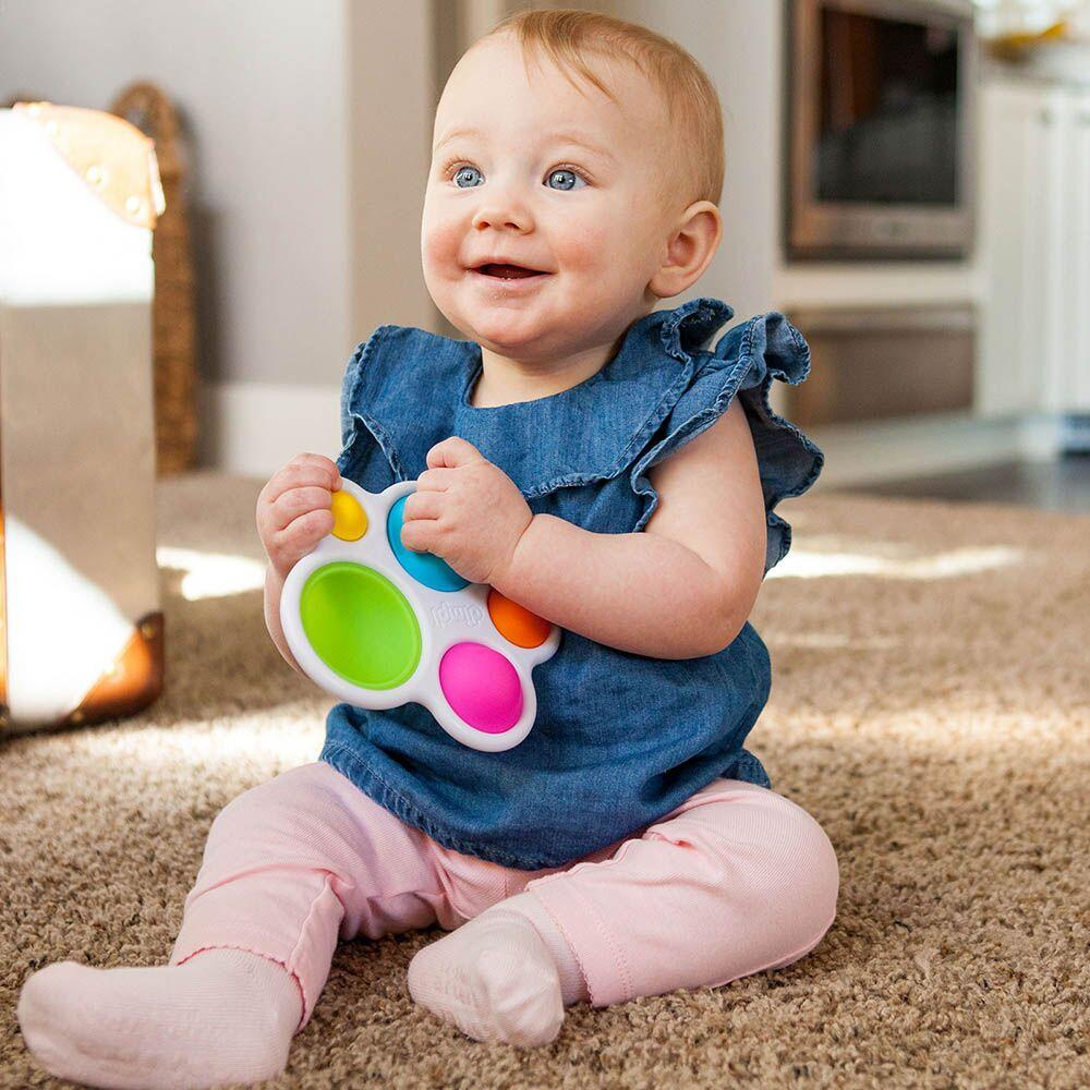 Dimple Hand Held Baby Manipulative Board