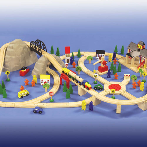 Small World Train Set 112pcs