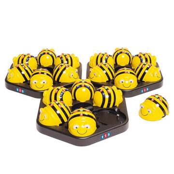 Bee-Bot Rechargeable Floor Robot 18pk