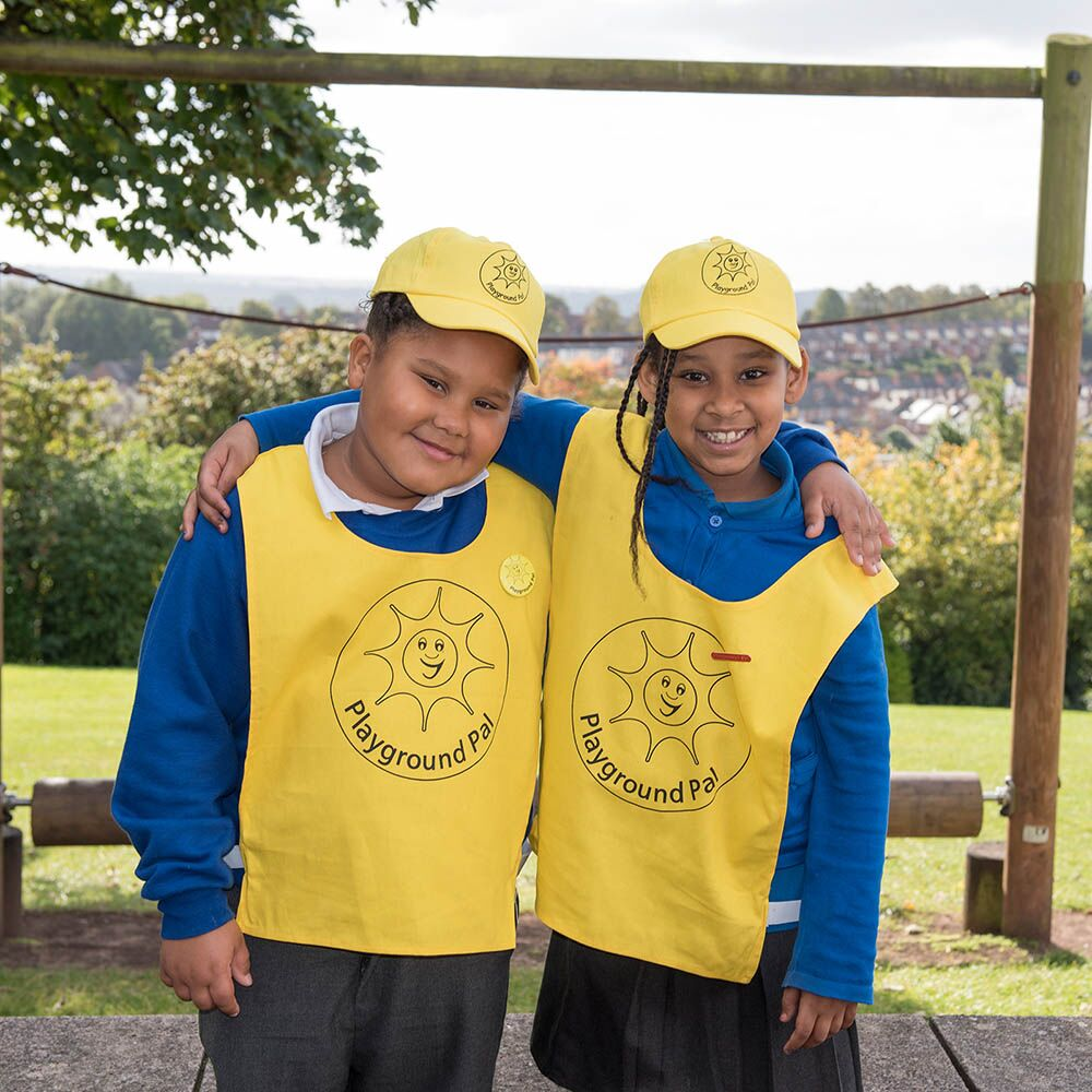 Playground Pal Tabards 4pk