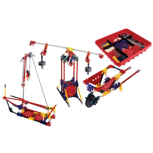 KNEX Gears, Levers and Pulleys Set