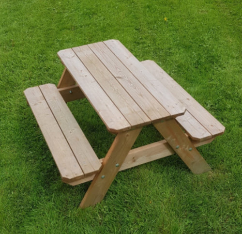 Childrens Picnic Table bench