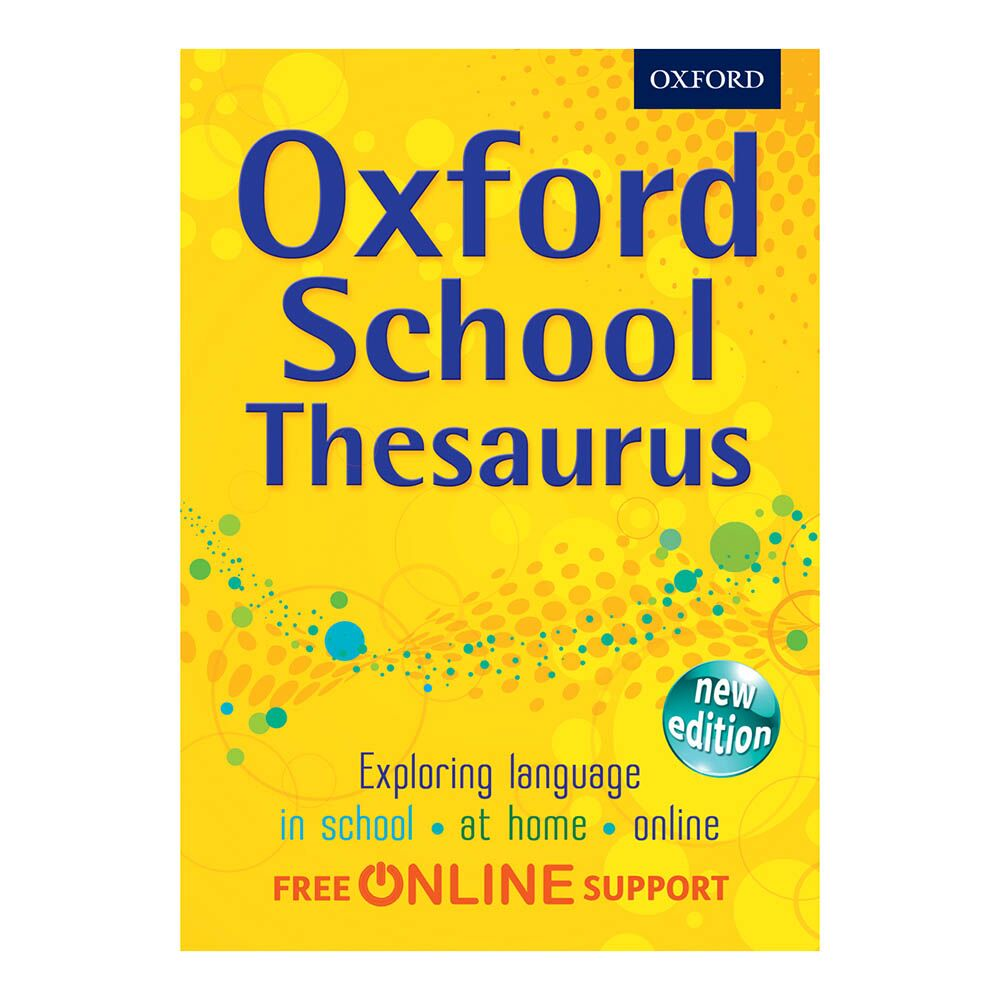 Pack of 15 Oxford School Thesaurus