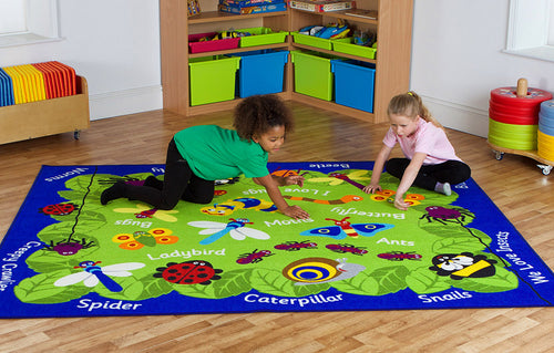 Back to Nature Mini Beast Indoor Carpet