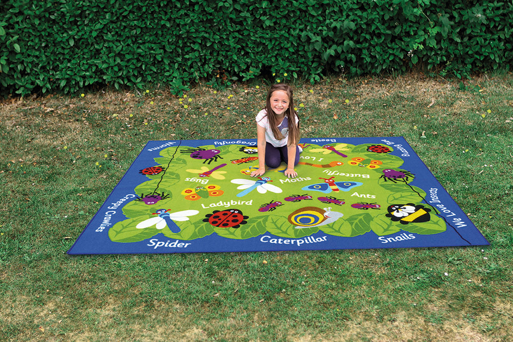 Back to Nature Mini Beast Outdoor Carpet