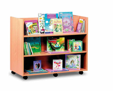 Double sided Library Unit