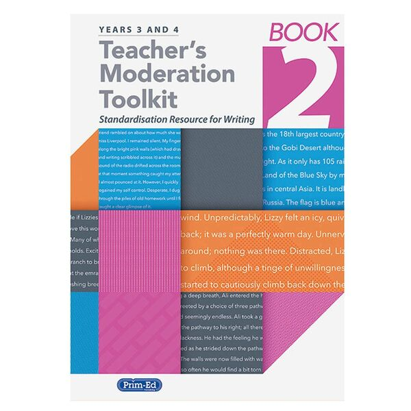 Teacher's Moderation Tool Kit Book Packs Year 5 and 6
