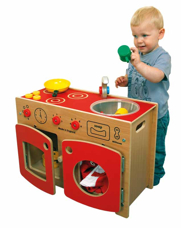 Wolds Complete Toddler Kitchen - EASE