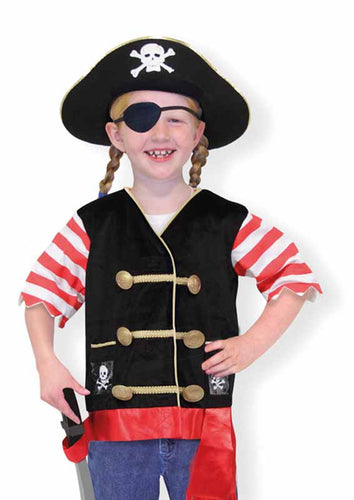 Pirate Costume - EASE