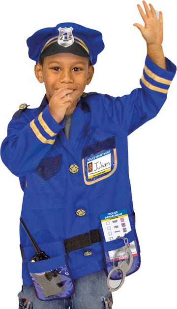 Police Officer Costume - EASE