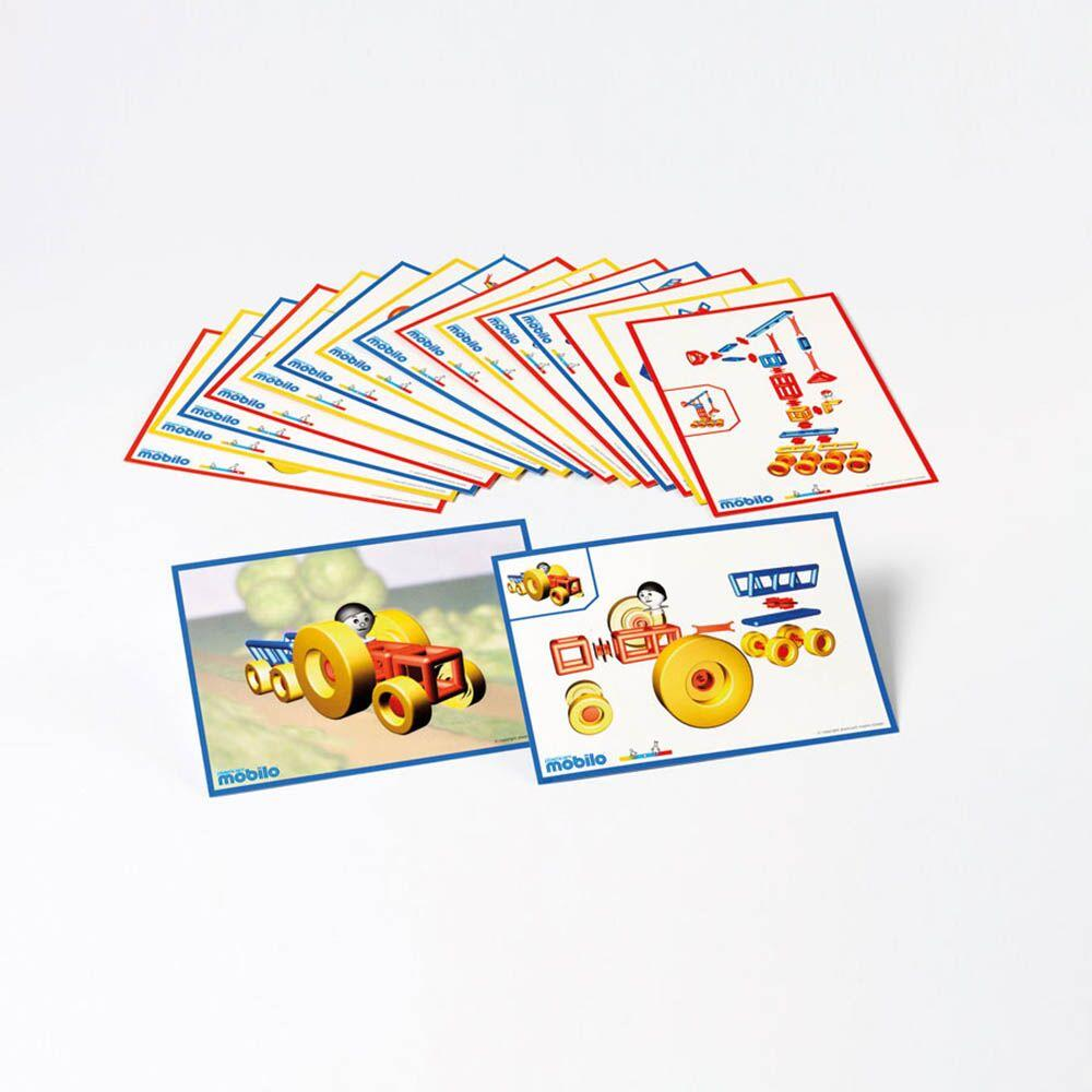 Mobilo Building and Construction Work Cards